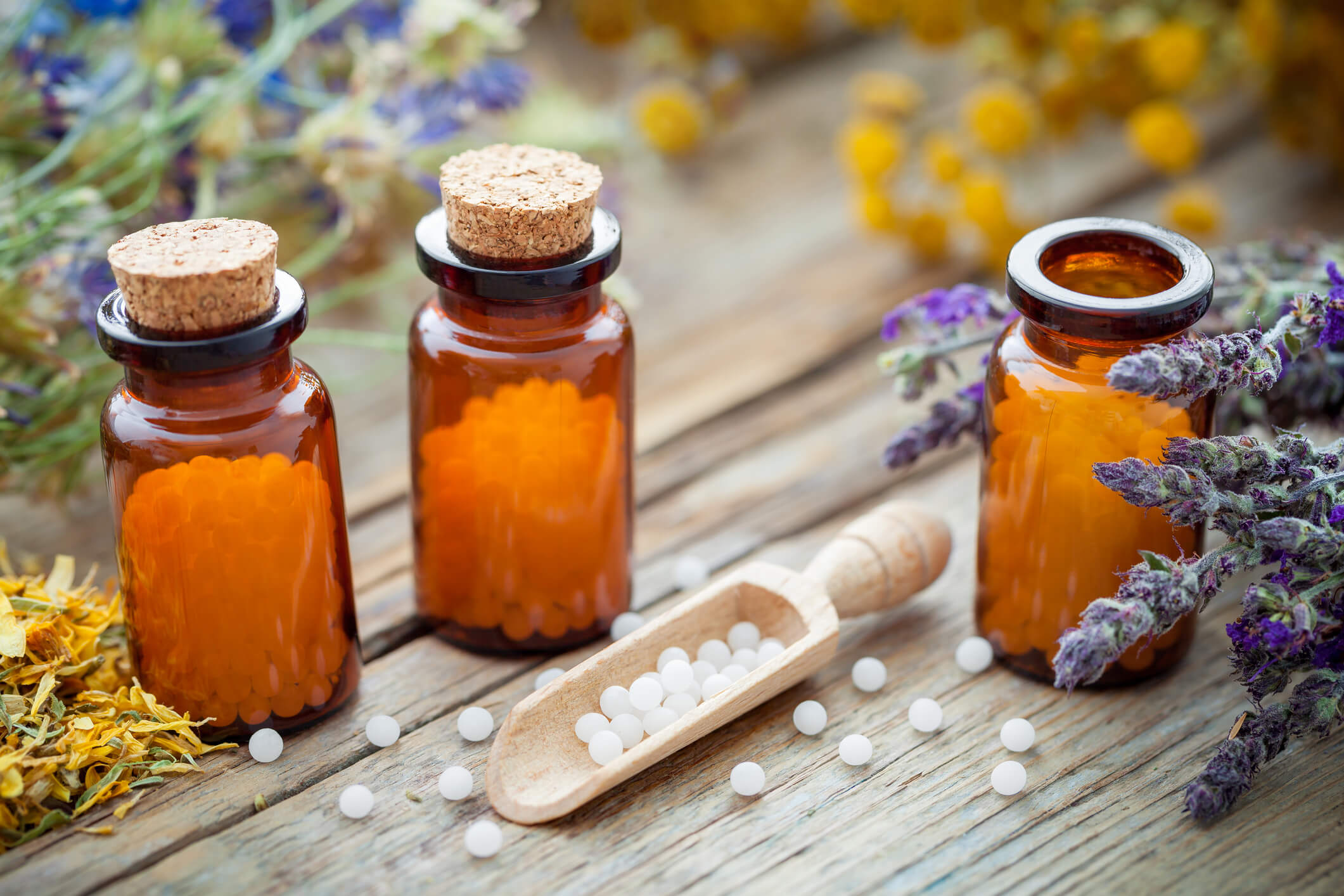 5 Benefits of Homeopathic Remedies